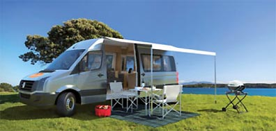 » Dream Sleeper Campmobil Australien «
