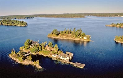 » Eastern Explorer & Toronto: Thousand Islands «