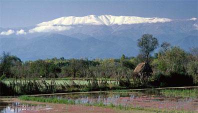 »Reise Iran: Elbrus-Massiv in der nordiranischen Provinz Gila«