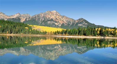 »Erlebnis Westkanada Busreise: Jasper National Park«
