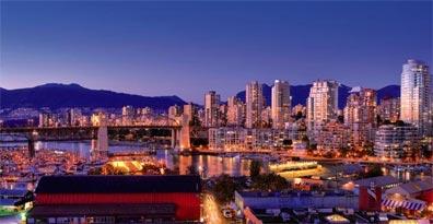 »Erlebnis Westkanada: Reise nach Vancouver«