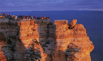 »Grand Canyon Nationalpark - Erlebnis Westen USA Rundreise«