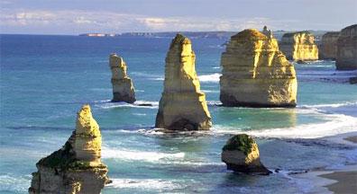 »Erst Kiwi, dann Koala: Great Ocean Road 12 Apostel«