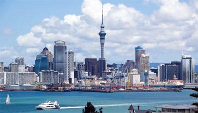 »Erst Kiwi, dann Koala: Reise nach Auckland«