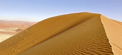 »Facettenreiches Namibia: Sossusvlei Dünen«