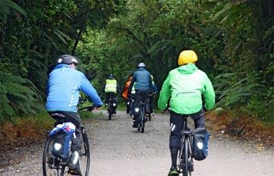 »Neuseeland Rangi - Paradiesische Fahrradtour Neuseeland«