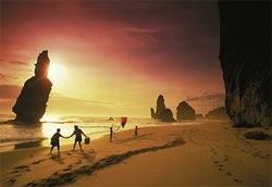 »Farbenfrohes Australien«