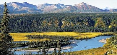 »Faszination Alaska: 14 Tage/13 Nächte ab/bis Anchorage«