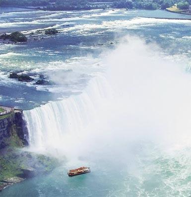 »Faszinierende Ostküste USA / Kanada: Hornblower Niagara«