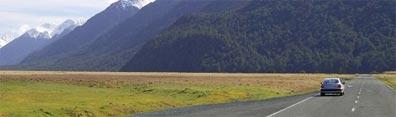 »Neuseeland auf eigene Faust: Fiordland Nationalpark«