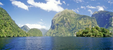 » Discover New Zealand: Fiordland Nationalpark «