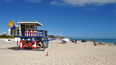 » Urlaub in Miami Beach - Florida Sunshine State Rundreise «