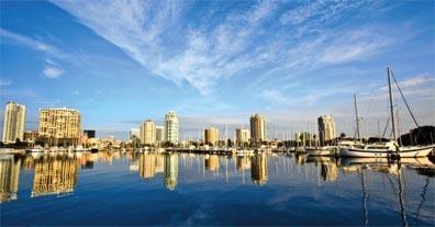 »Impressionen Floridas: Reise nach St. Petersburg«