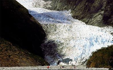 »Rundreise Neuseeland Gletscher und Geysire«