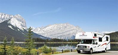 »Führerschein für Camper- und Wohnmobilbuchungen«