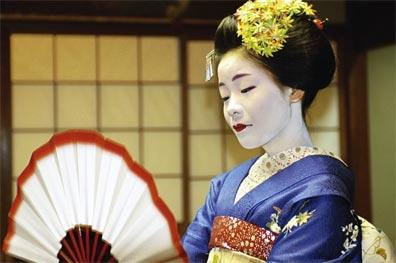 »14 Tage Reise nach Japan: Geisha«