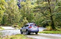 »Geländewagen-Rundreise und Mietwagenreise Neuseeland«