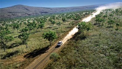 »Mietwagenreise ab Perth bis Darwin: Gibb River Road«