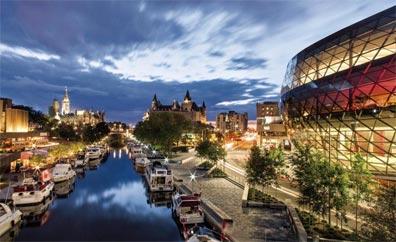 »Glanzlichter Kanadas: Reise nach Ottawa«