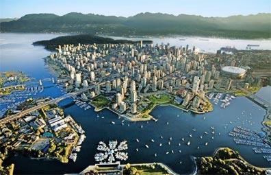 »Glanzlichter Kanadas: Reise nach Vancouver«