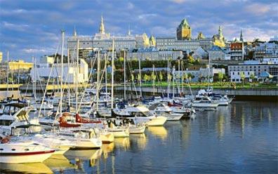 »Glanzlichter Kanadas: Reise nach Quebec City«