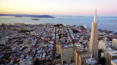 »Golden West: Reise nach San Francisco«