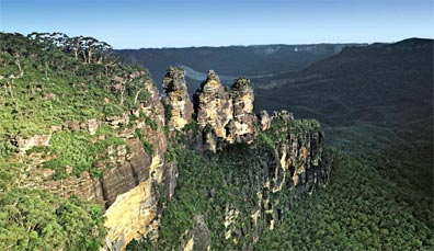 » Grand East Discovery: Blue Mountains, Three Sisters «