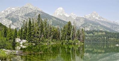 »Vorhang auf Naturschauspiele: Grand Teton Nationalpark«
