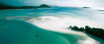 » Hamilton Island, Great Barrier Reef «