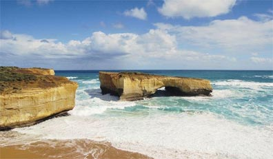 »Spektakuläres Australien: Great Ocean Road - London Bridge«