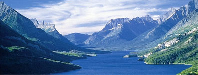 »Great Parks of the West: Waterton Lakes Nationalpark«