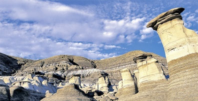 »Great Parks of the West: Hoodoos, Drumheller«