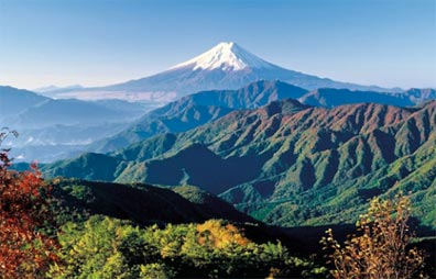 »Rundreise Glanzlichter Japans: Heiliger Berg Fuji-san«