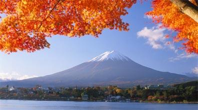 »Große Japan-Reise: Herbstfärbung mit Fuji-san«