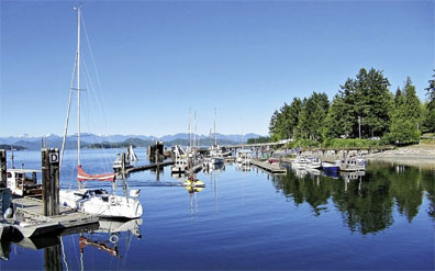 » Facettenreiches Vancouver Island: Heriot Bay «