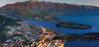 »Highlights of New Zealand«