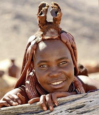 »Erlebnis Namibia mit Kaokoland«