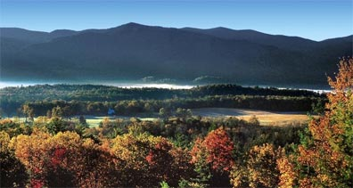 »Historischer Süden: Great Smoky Mountains National Park«