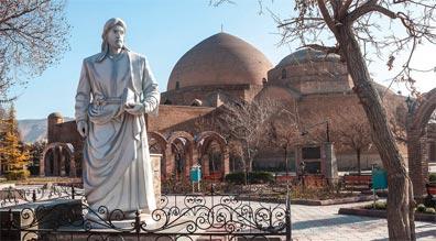 »Höhepunkte Irans: eine Reise in das ehemalige Persien«