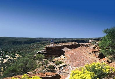 »Höhepunkte Westaustralien: Kalbarri Nationalpark«