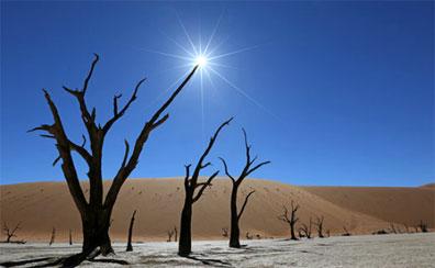»Weite, Stille, Einsamkeit - Namibia ist Freiheit pur!«