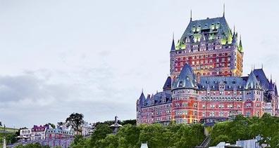 »Bilderbogen des Ostens: Reise nach Québec City«