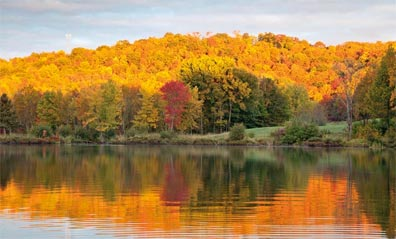»Charmantes Ostkanada: Reise nach Huntsville«
