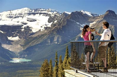 » Wandern in Westkanada: Banff Nationalpark «