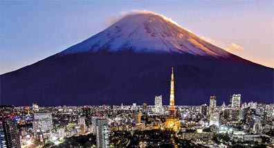 »Rundreise Impressionen Japans: Tokyo entdecken«