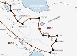 »Lernen Sie den Iran kennen - Reise in den Iran«