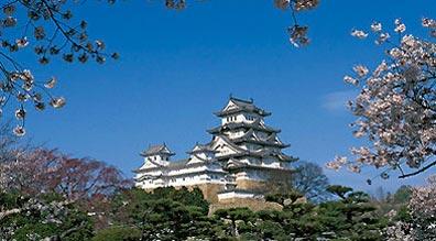 »Klassiker-Rundreisen Japan: Die Silberreiherburg, Himeji«