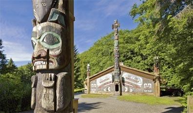»Berge, Fjorde, Metropolen: Totem Bight State Park«