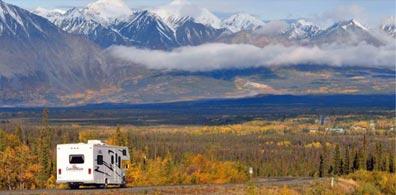 »Wohnmobilurlaub in Kanadas grandioser Natur«