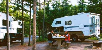 »Ein Wohnmobil mieten und Kanada entdecken«